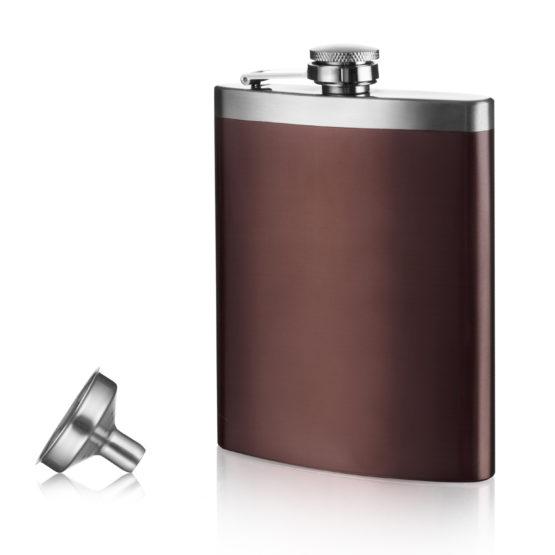 Hip Flask & Funnel