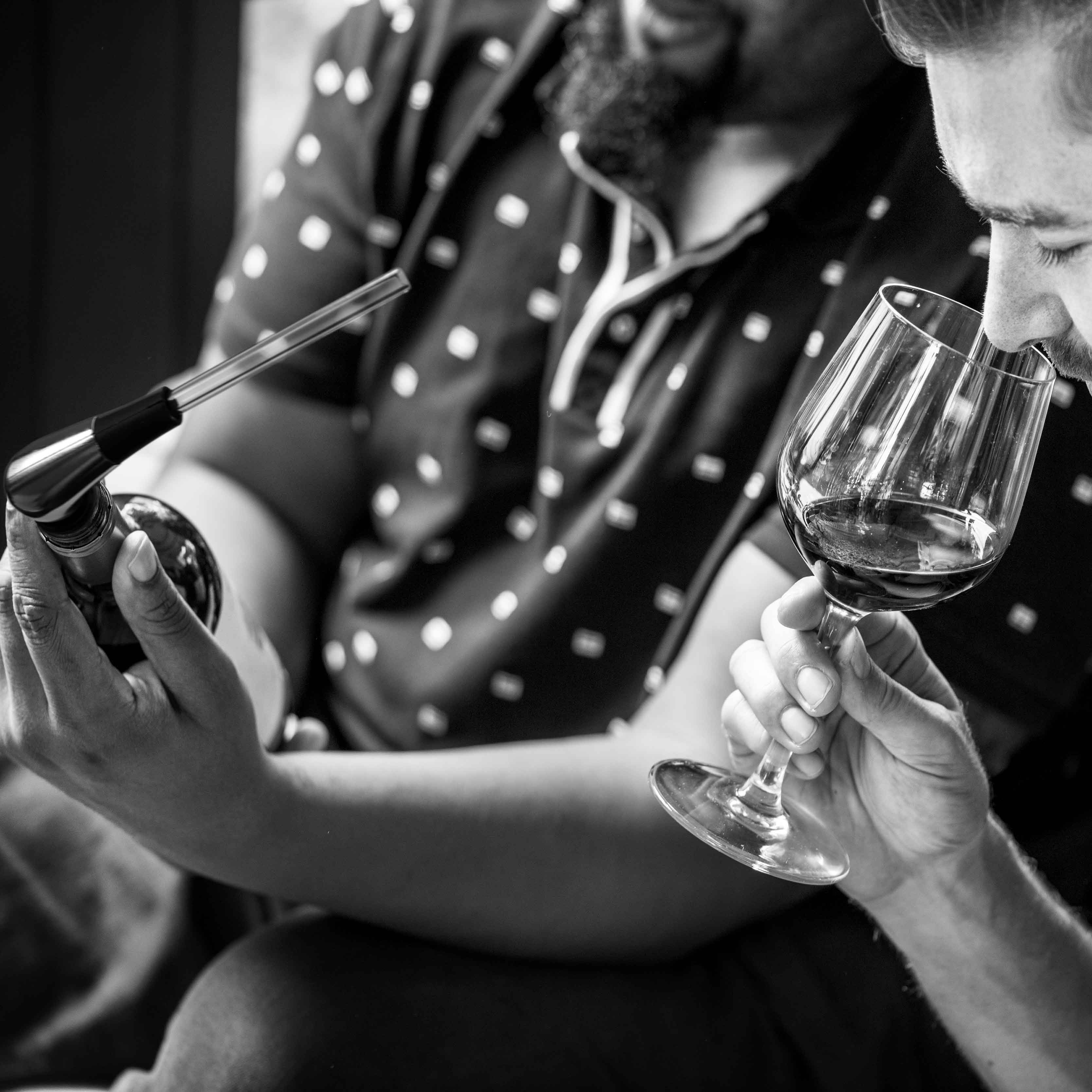 Expert opinion on the Slow Wine Pourer