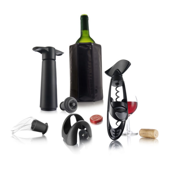 Wine Set Experienced