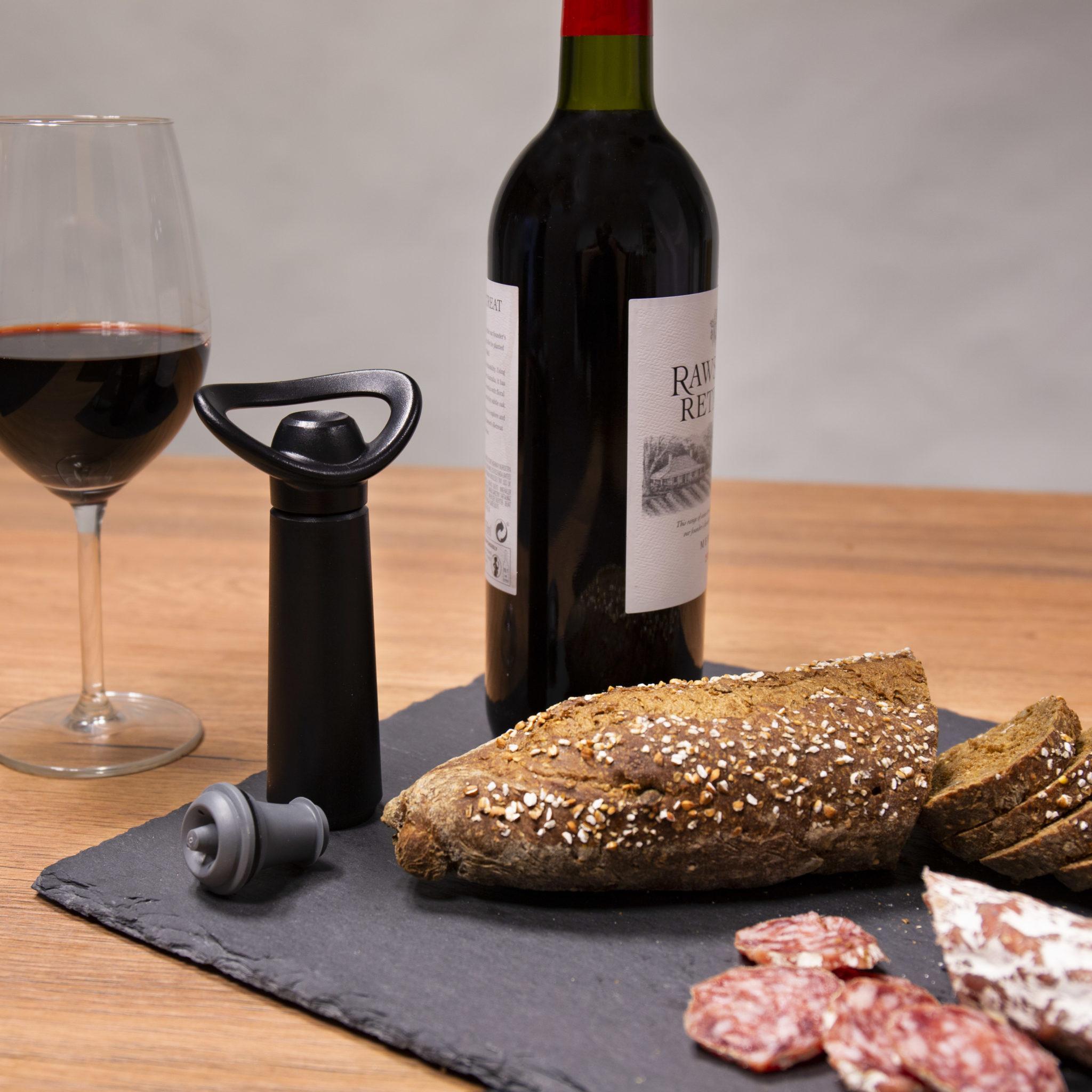 Wine Academy: Saving and storing wine