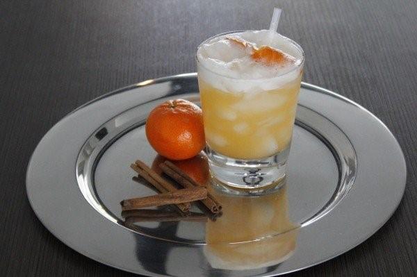 Delicious autumn cocktails