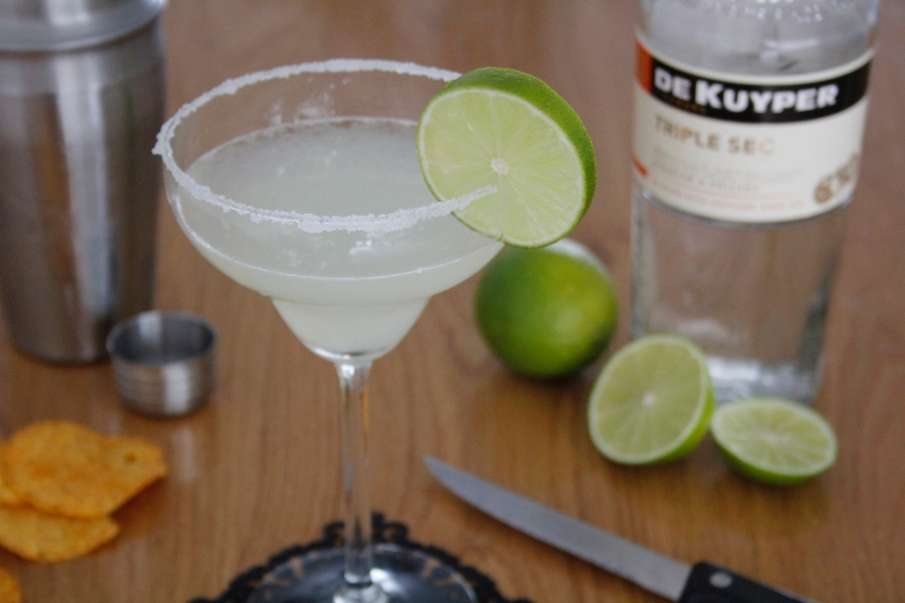 DIY: the perfect Margarita