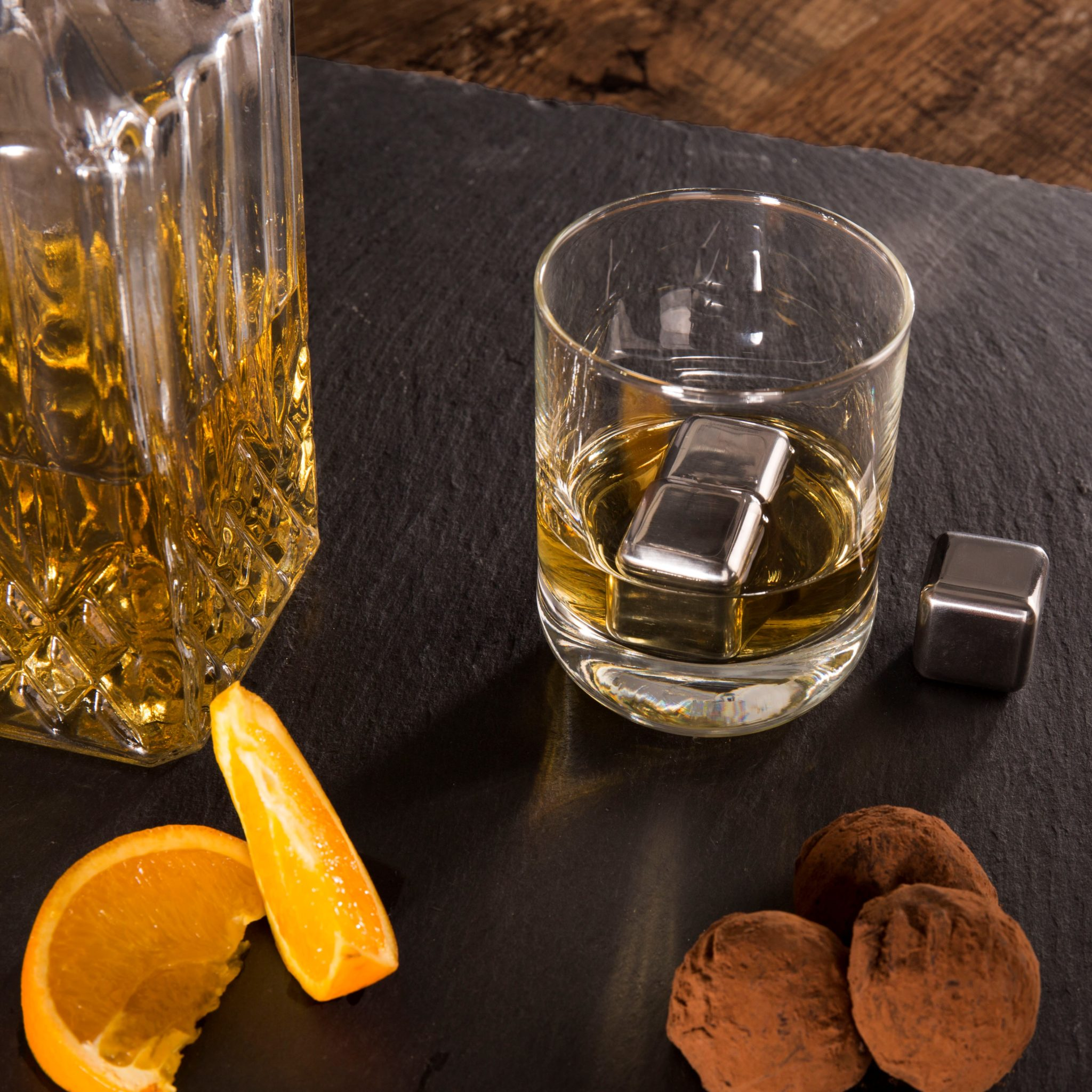 The perfect whisky glass