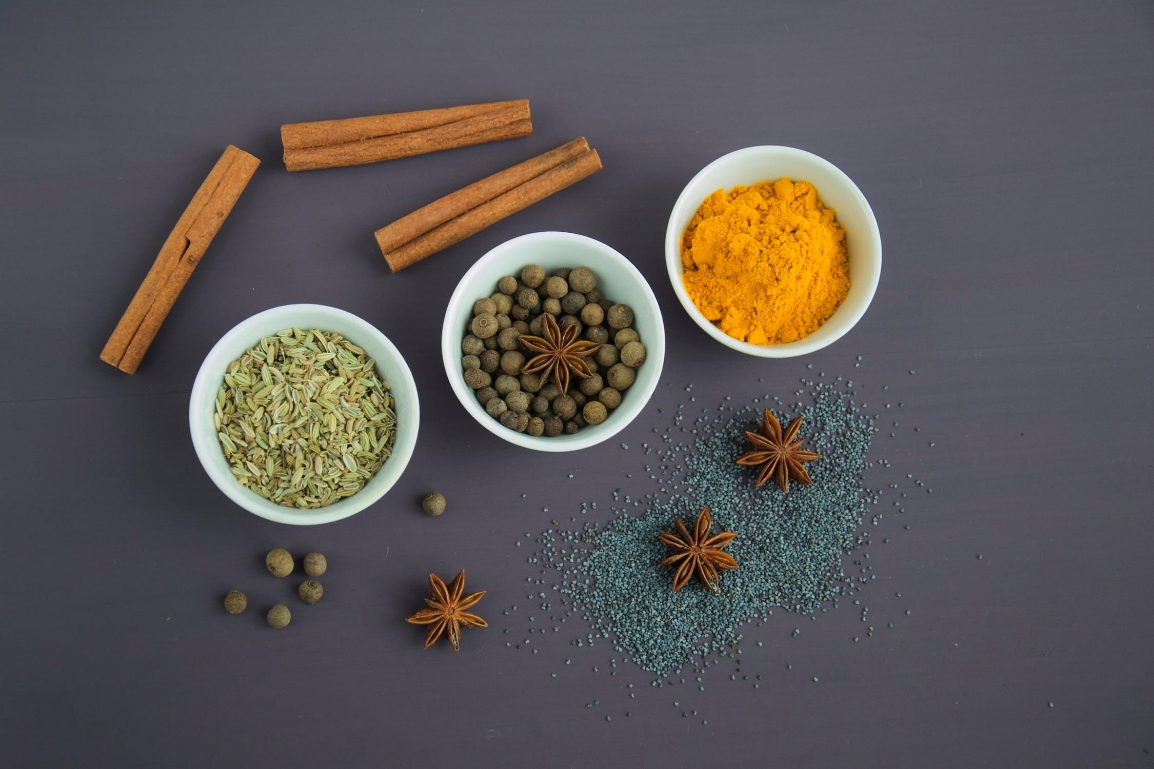 Herb week: Spice and wine pairing