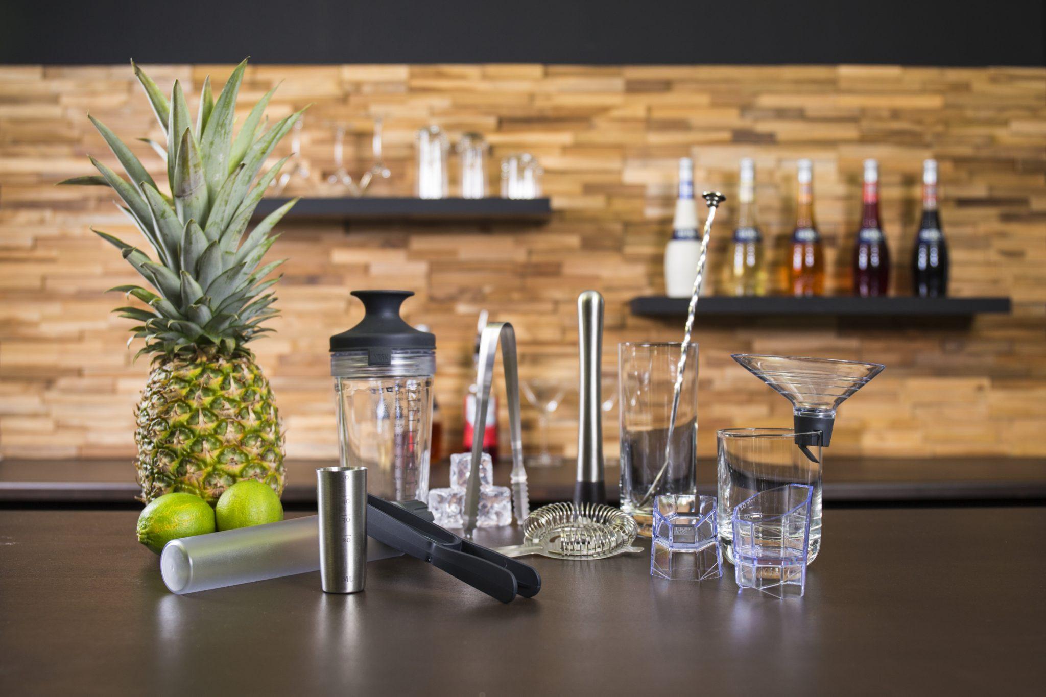 Master the basic Cocktail techniques (Part 1)